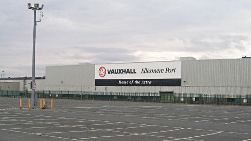 Großbritannien: Standort und Arbeitsplätze bei Vauxhall in Ellesmere Port gefährdet