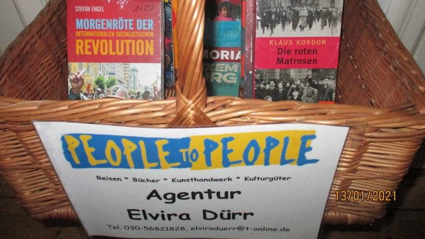 LLL ohne Literaturverkauf geht nicht – Verkauf aus dem Korb