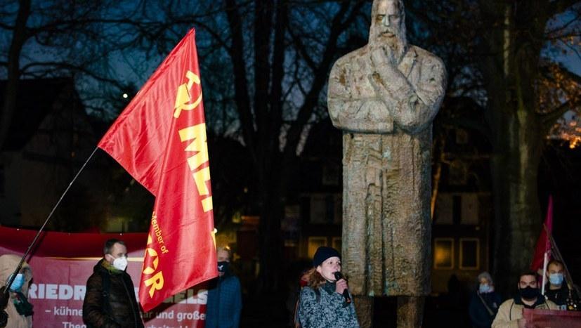 """"""" Mit dem Antisemitismus-Vorwurf fühle ich mich als Arbeiter und Marxist-Leninist verletzt"""""""