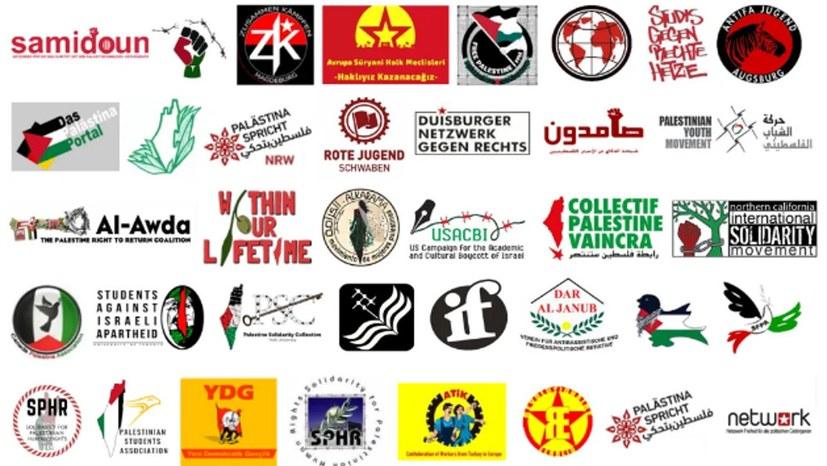 Solidarität mit Palästina Antikolonial