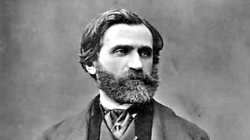 """Giuseppe Verdi und die """"Musik der Kanonen"""""""