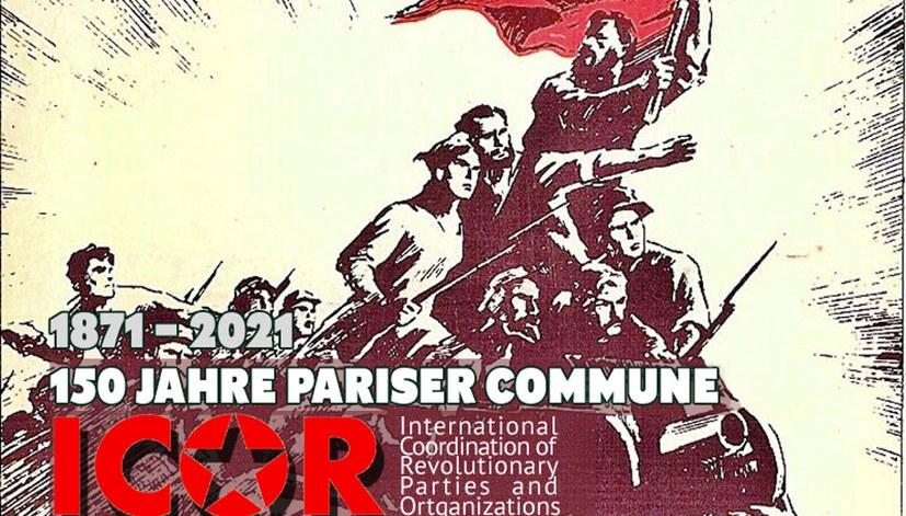 """150 Jahre - Es lebe die Pariser Kommune (1871)!"""