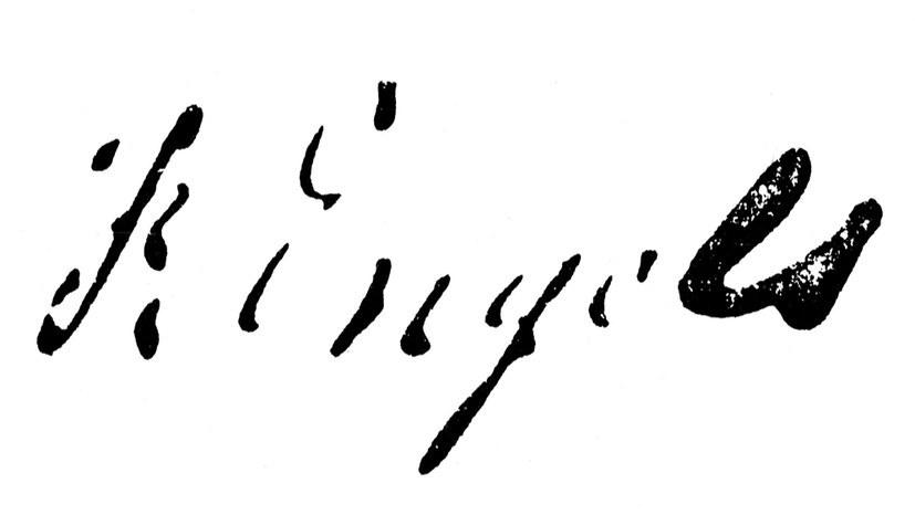 Bestechende Weitsicht von Friedrich Engels