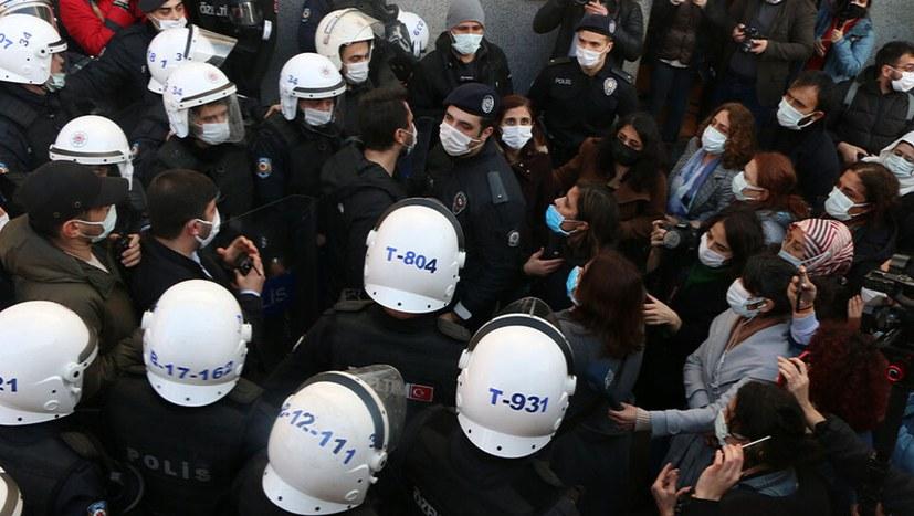 Solidaritätserklärung gegen die landesweite Repressionswelle