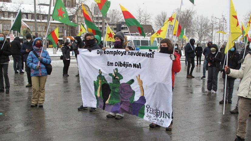 Freiheit für Abdullah Öcalan!