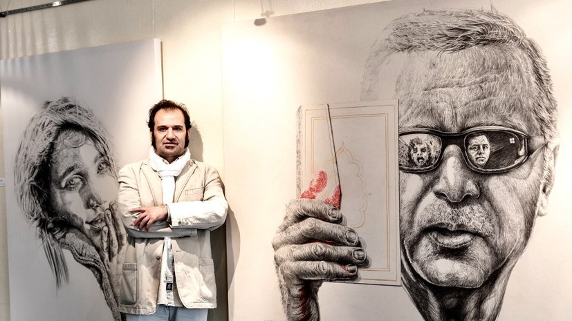 Künstler Ali Zülfikar klagt gegen Zensur