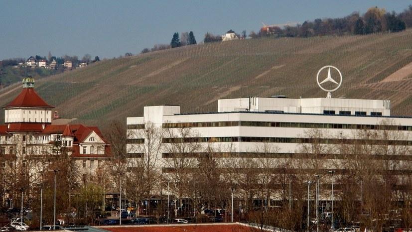 Daimler-Belegschaften wollen Aufspaltung nicht