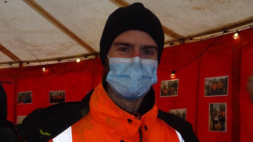 Fünf Wochen Streik bei der Total-Raffinerie Grandpuis