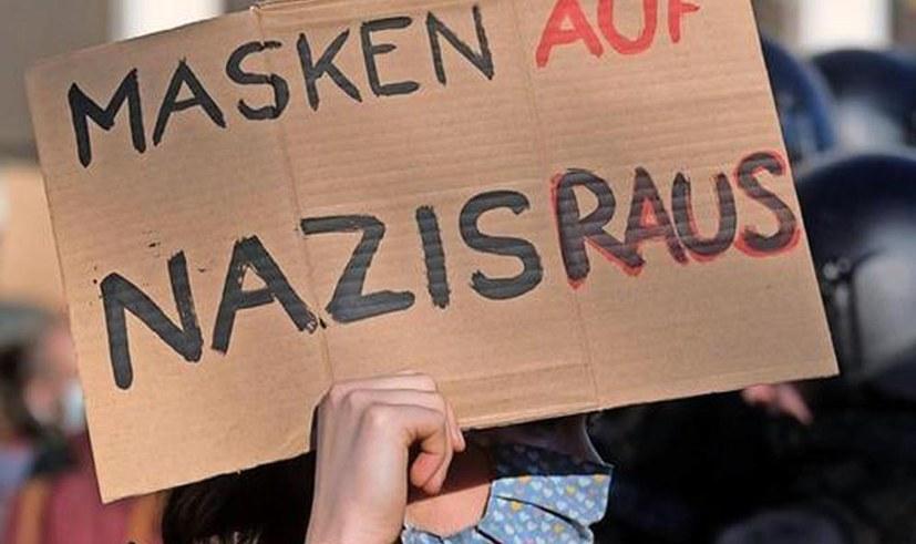 """""""Querdenker"""" und ihr egoistisch-individualistischer Freiheitsbegriff"""