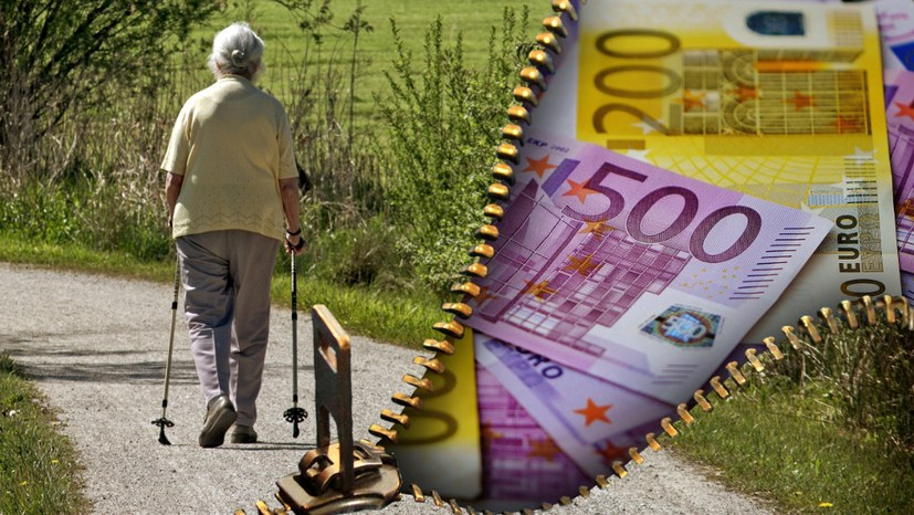 Rentnerinnen und Rentner - Gewinner der Corona-Krise?