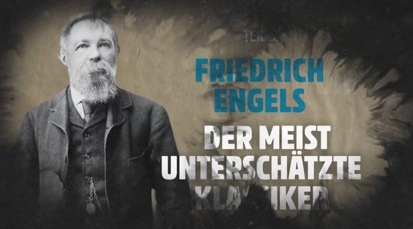 """Spende für den Engels-Film – Beitrag zur Bewegung """"Gib Antikommunismus keine Chance!"""""""