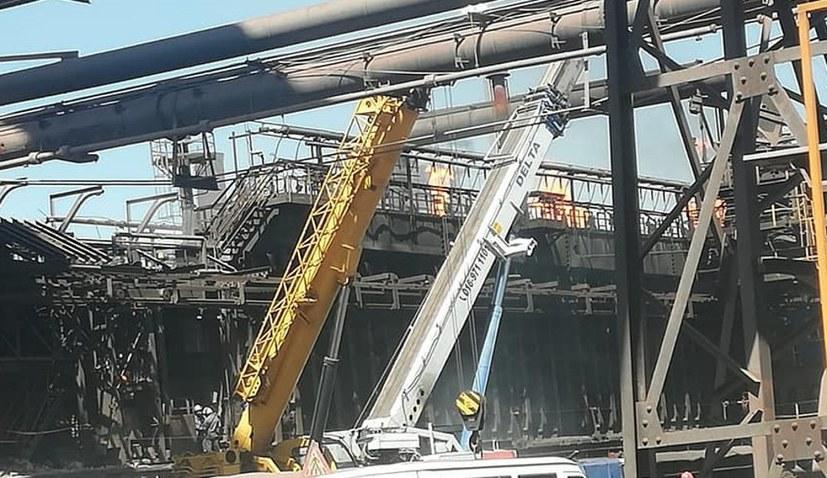 Tote bei Arcelor Mittal und Nationaler Streiktag
