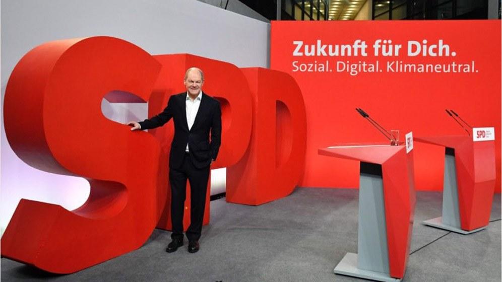 Linksrutsch der SPD?
