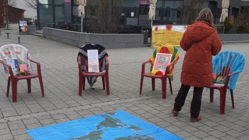 Sonneberg: Frauen und Männer gemeinsam, nur so kann der Kampf gewonnen werden