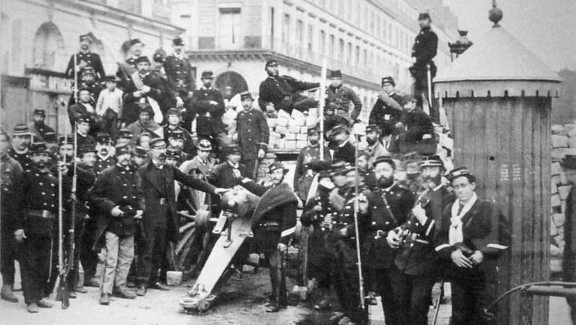 Webinar zu 150 Jahren Pariser Kommune am 27. März