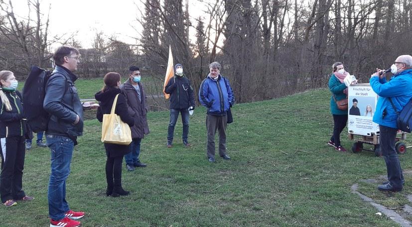AUF-Kassel bei der Ortsbeiratswahl in Kassel-Rothenditmold stärkste Kraft