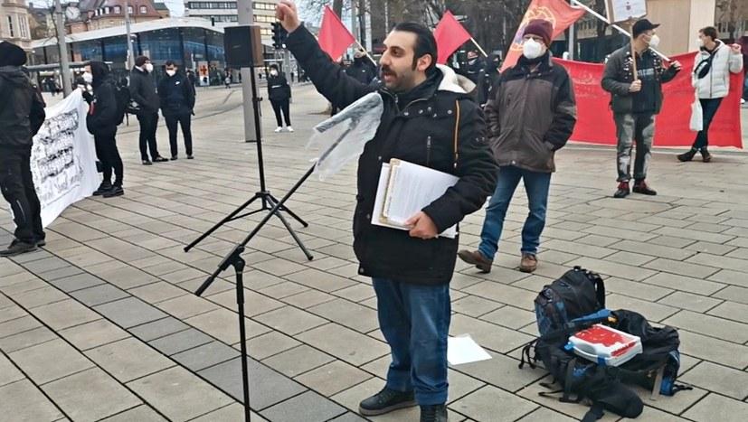 Kundgebungen in Berlin und Augsburg