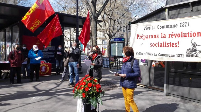 Vive la commune: Lasst uns die sozialistische Revolution vorbereiten!