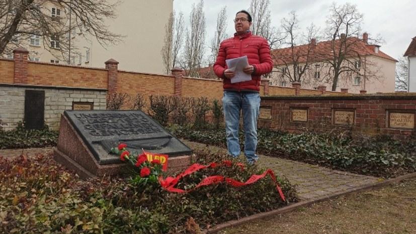Weitere würdige Gedenkveranstaltungen in Halle und Hagen