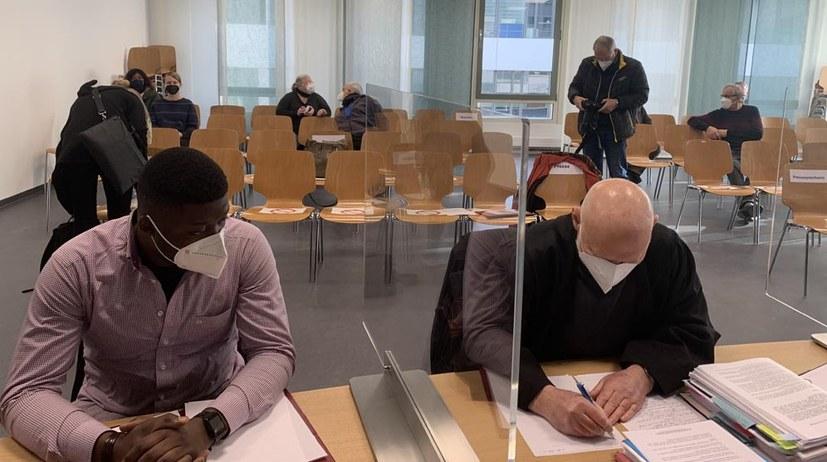 Urteil jetzt offiziell: Alassa Mfouapon gegen das Land Baden-Württemberg