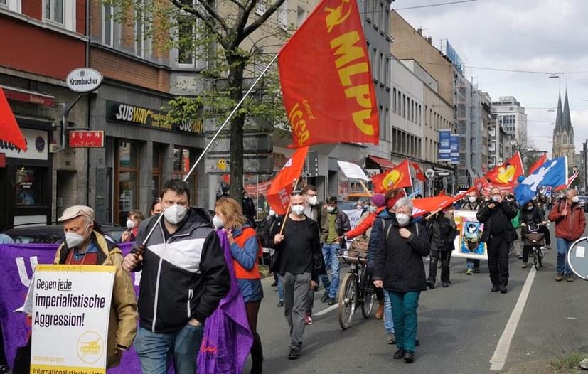 In eigener Sache: Ostermarsch-Berichte