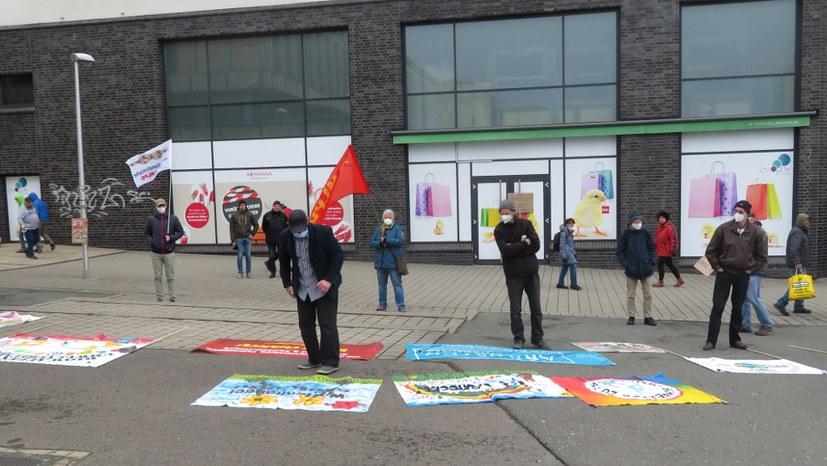 Erfolgreiche Kundgebung in Gera
