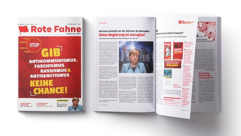 """Kompetente Recherche: Ein Grund, das """"Rote Fahne Magazin"""" im Abo zu beziehen"""