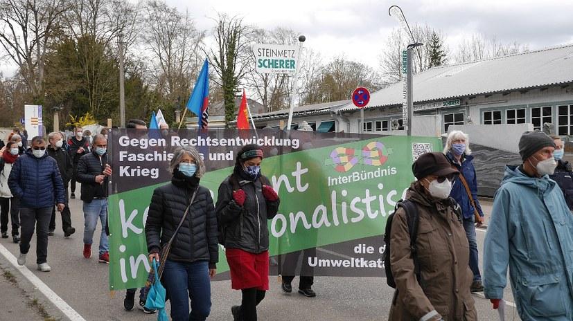 Ulm: Internationalistisches Bündnis ist dabei