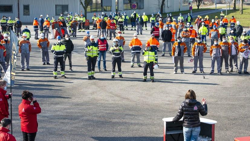 Inakzeptables Streikverbot durch den Arbeitgeberverband VSME - Jetzt Protest dagegen organisieren!