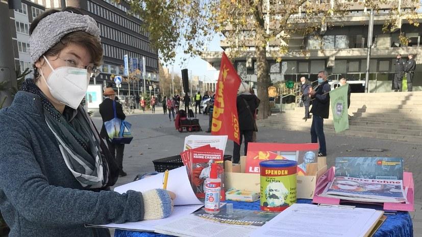 Erfahrungen bei der Unterschriftensammlung und dem Aufbau von Wählerinitiativen