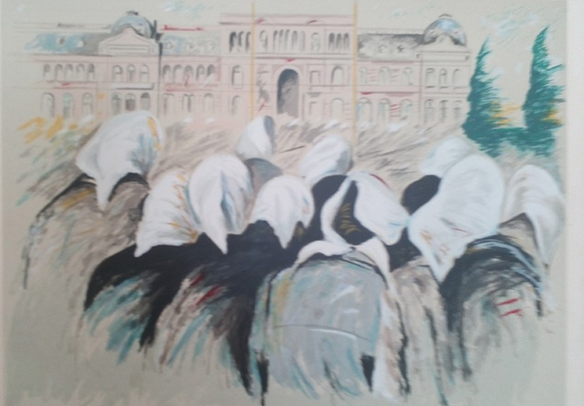 Tod einer Mitkämpferin der Mütter von der Plaza de Mayo