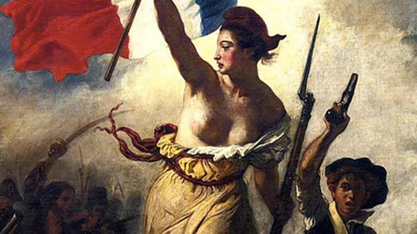 223. Geburtstag von Eugène Delacroix