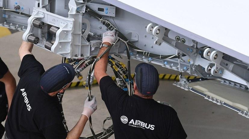 Provokation des Airbus-Konzerns