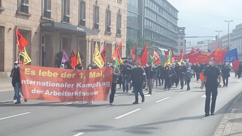 Selbstorganisierte Demonstration