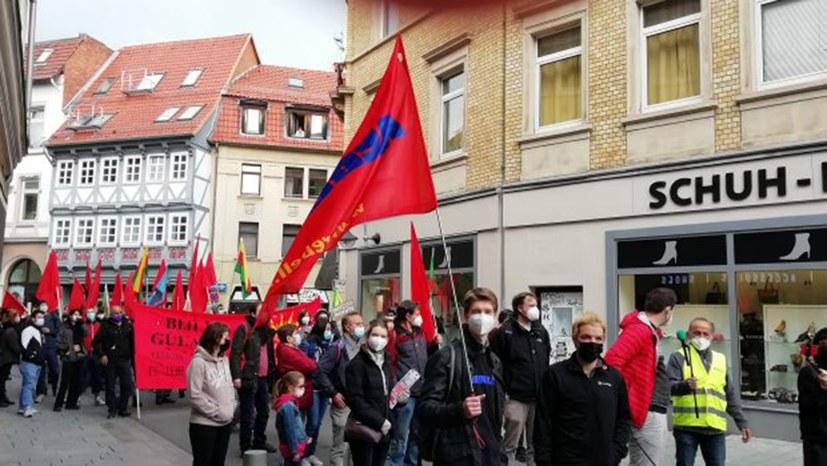 """REBELL wirbt für """"Die Krise der bürgerlichen Ideologie und des Antikommunismus"""""""