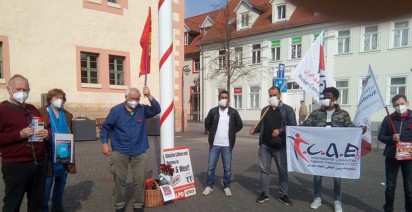 Sömmerda: Genügend Gründe, an diesem 1. Mai zu demonstrieren!