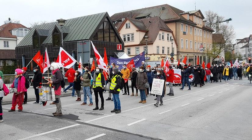 Tübingen: Viel mehr Jüngere dabei