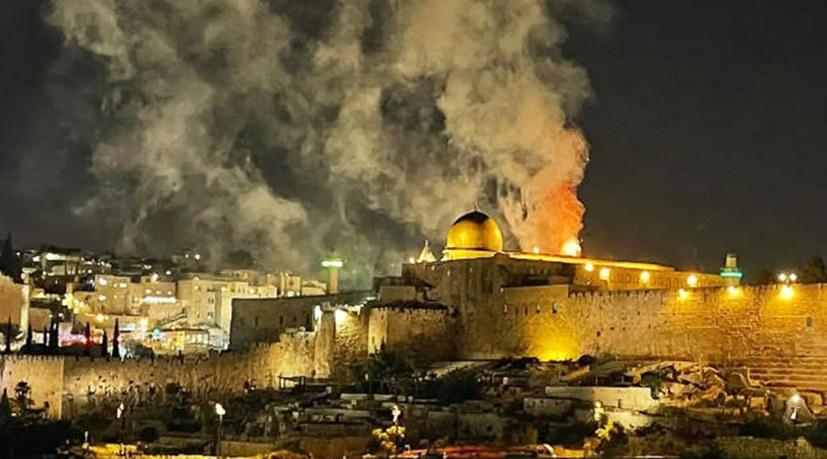 Vor einer dritten Intifada?
