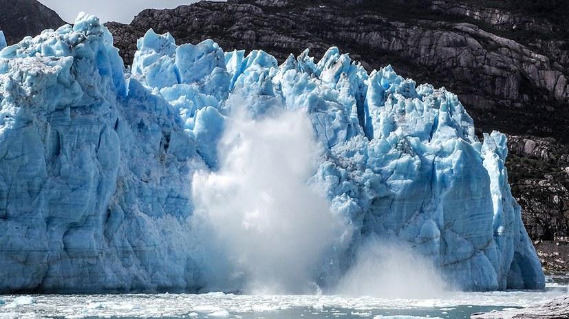 Eisschmelze, Feuer, Fluten: Die Erde vor der Profitwirtschaft retten!