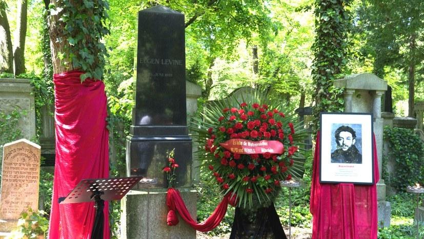 Vor 138 Jahren: Eugen Leviné wird geboren