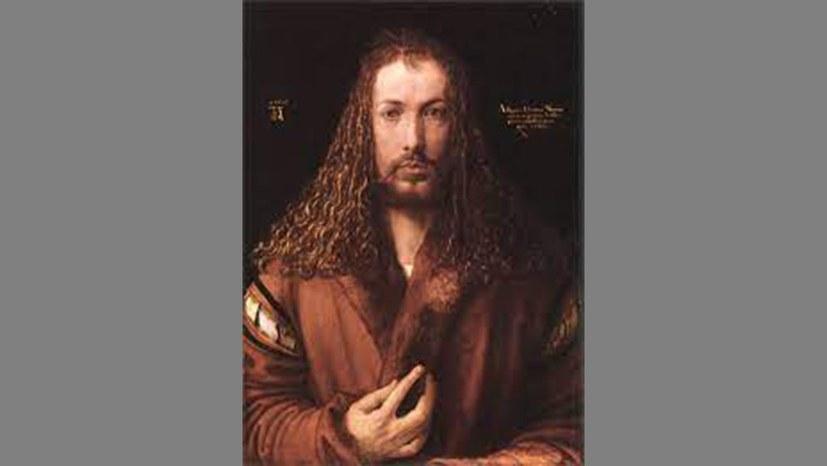 Albrecht Dürer vor 550 Jahren geboren
