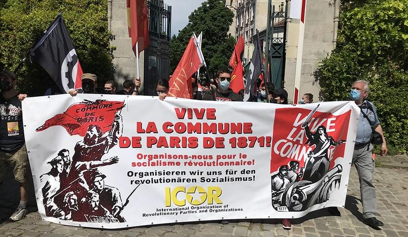 Internationalistisches Wochenende im Geiste der Commune
