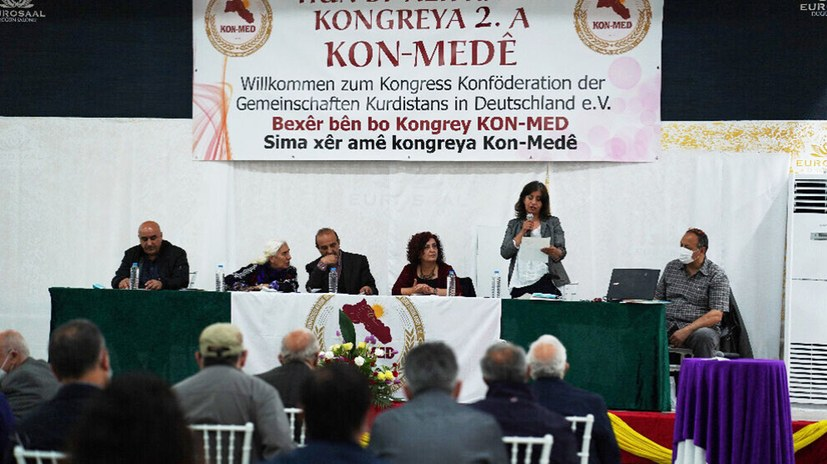 2. Kongress von KON-MED rückt den Aufbau des Verbands ins Zentrum