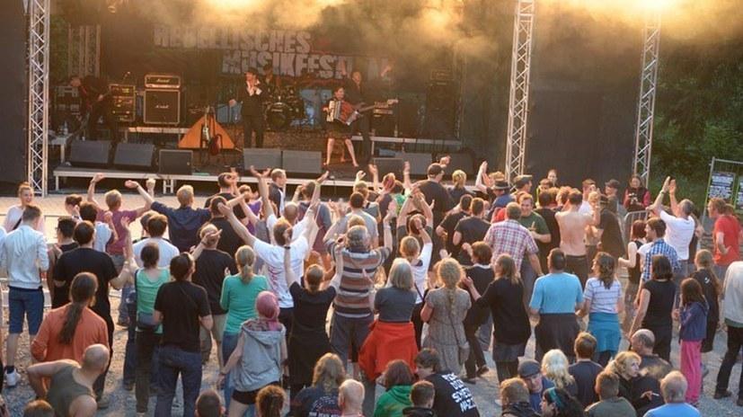 Rebellisches Musikfestival findet im August 2021 statt