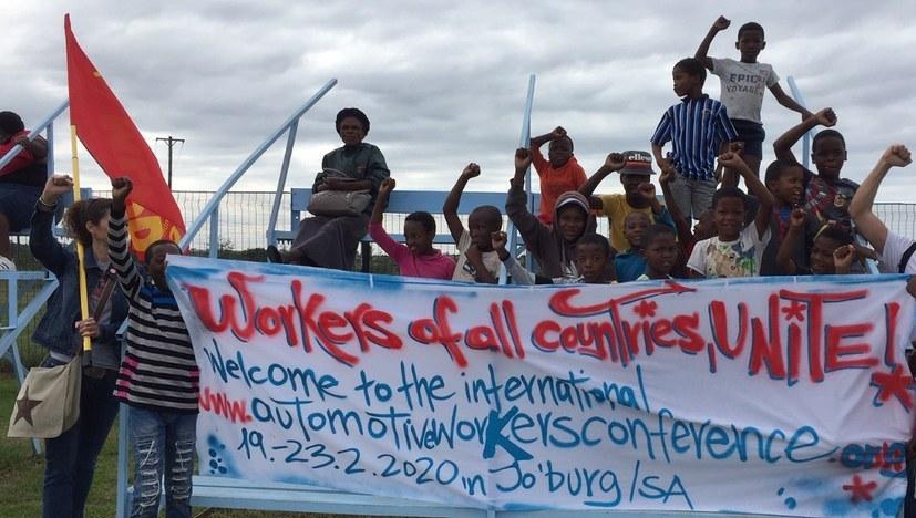 45. Jahrestag des Soweto-Aufstands