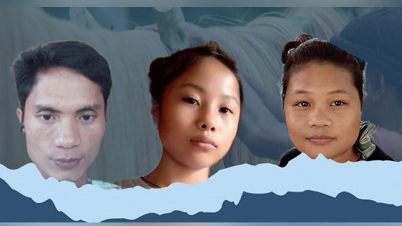 Brutale antikommunistisch motivierte Morde in Lianga