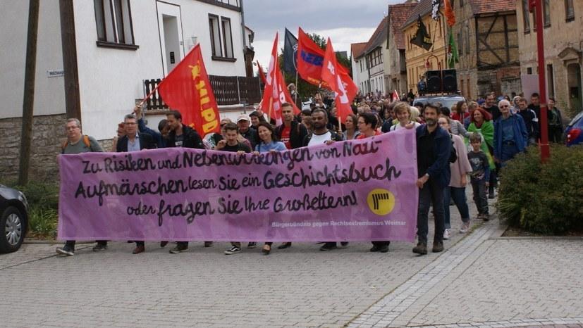 Die antikommunistische Logik von Stefan Brandner und Tino Chrupalla (AfD)