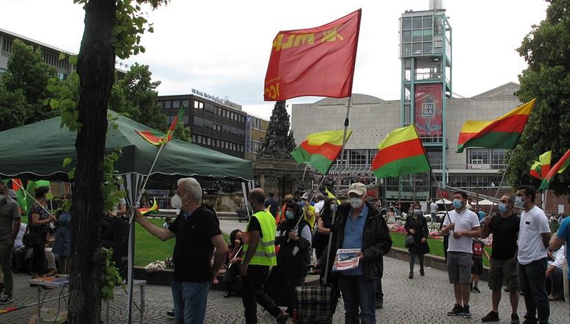Schluss mit den Krieg gegen das kurdische Volk!