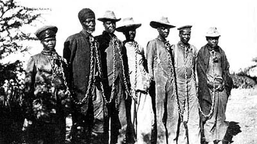 Wie echt ist die Anerkennung des Völkermords an den Herero und Nama?