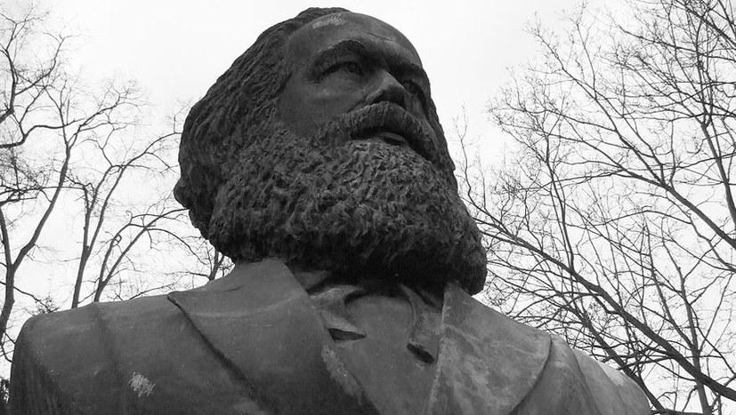 """""""Marx und Lenin? Da habe ich mir morgens die Augen gerieben!"""""""